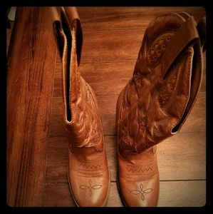 Mossimo Supply Co. Heeled Cowgirl Boots